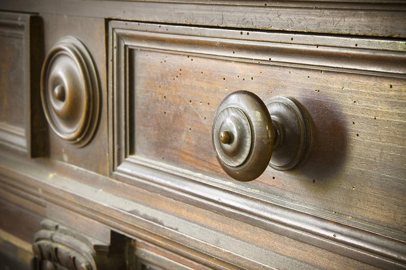 brass drawer knobs