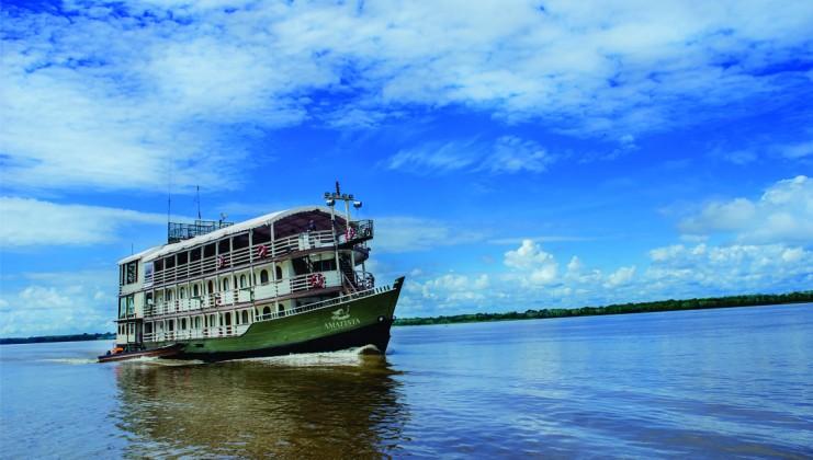 Choosing An Amazon River Cruise
