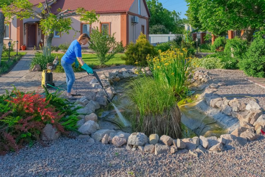 The Importance Of Employing Services Of A Professional Koi Pond Construction Company