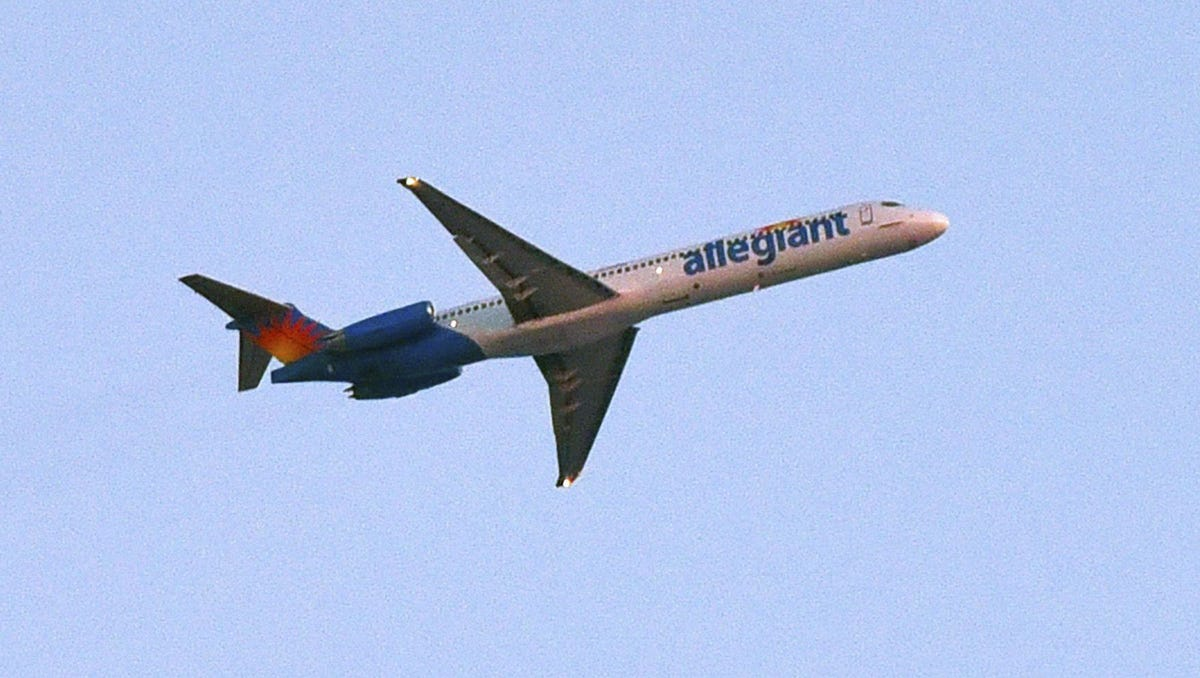 allegiant airlines official site flights