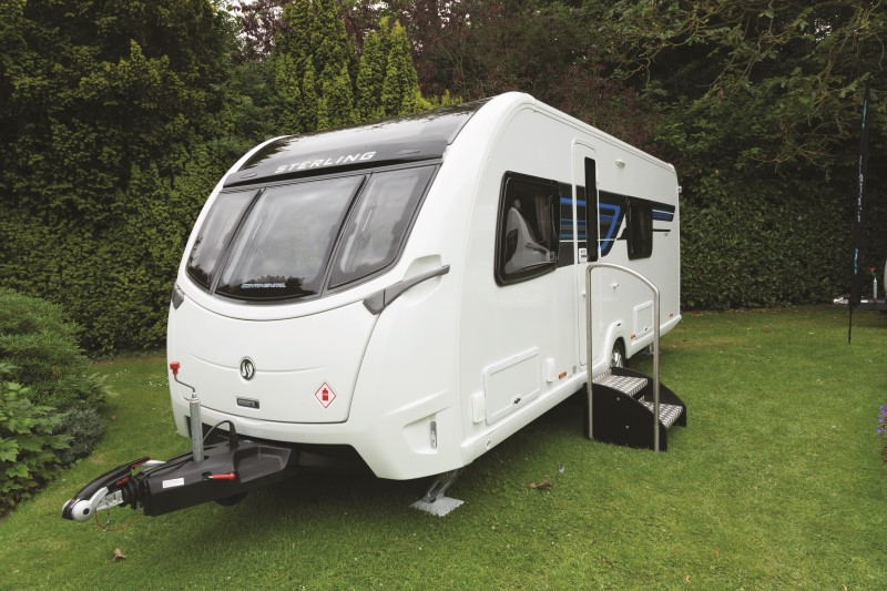 What Are The Various Types Of Caravans For Sale?