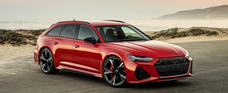 2021Audi RS6 Avant Is The Car Everyone should own