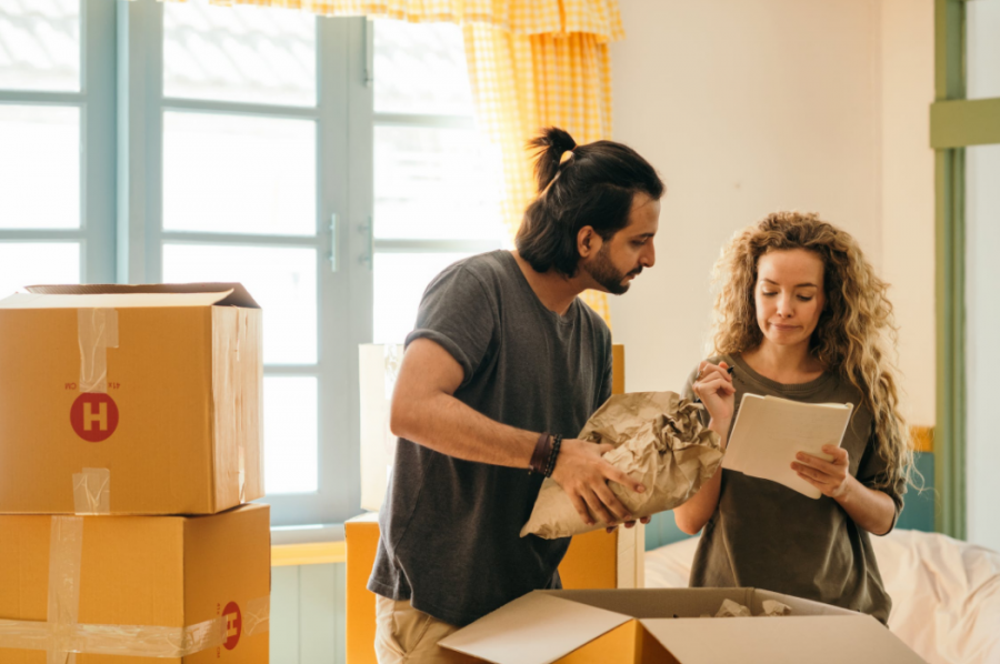 All Packed Up? The Supplies You Need For An Easier Long-Distance Move