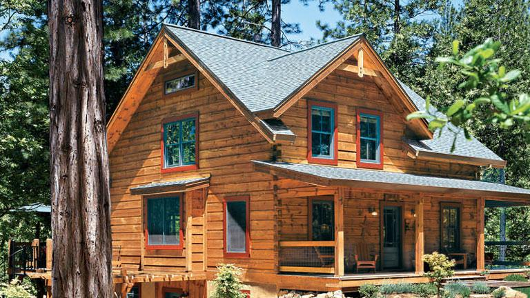 How to Roof Your Cabin With The Best Quality Materials Possible