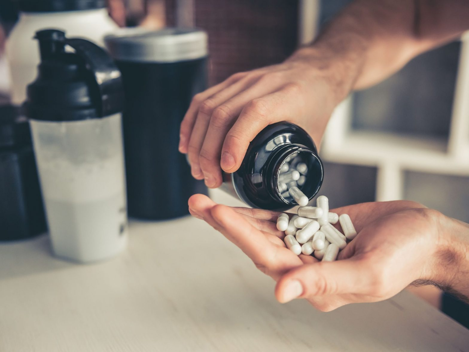 Why Taking Pre-Workout Supplements Is Beneficial For You