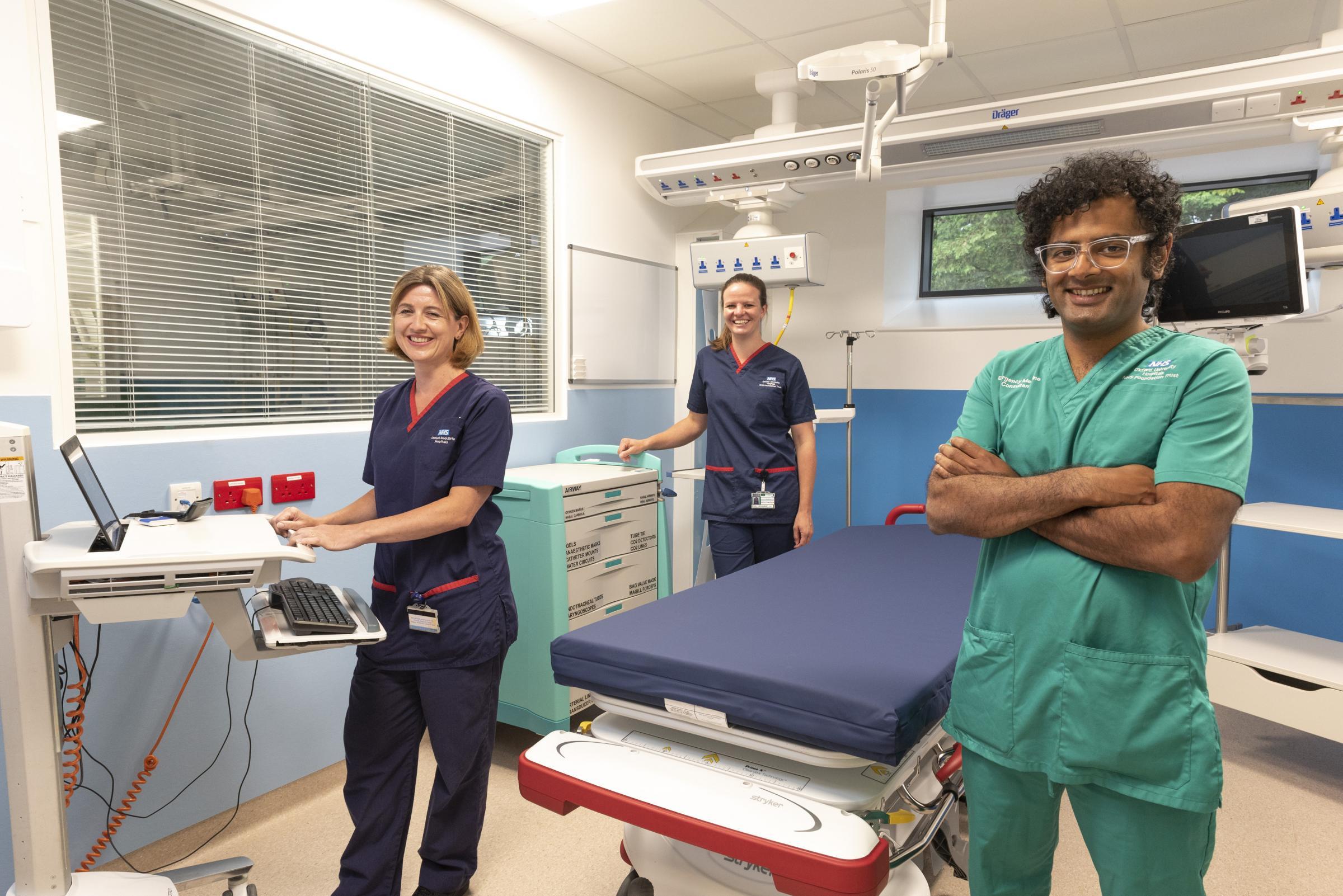 Emergency Care Process