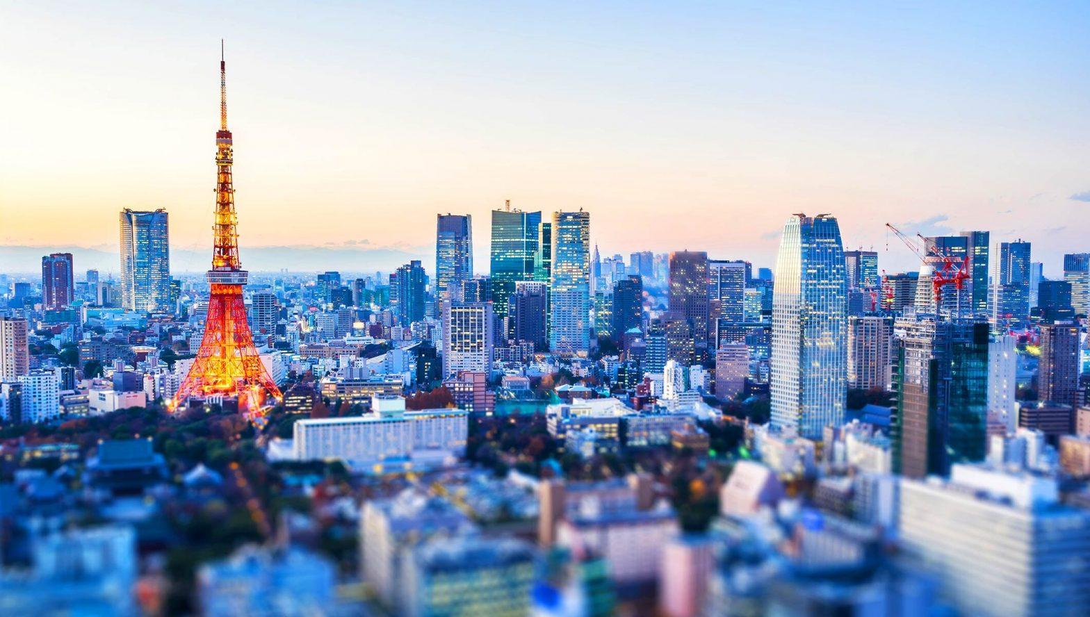 6 Great Reasons to Visit Tokyo?