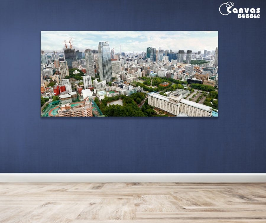 Panoramic Canvas Art: Summarized Overview Of Today's Panoramic Art