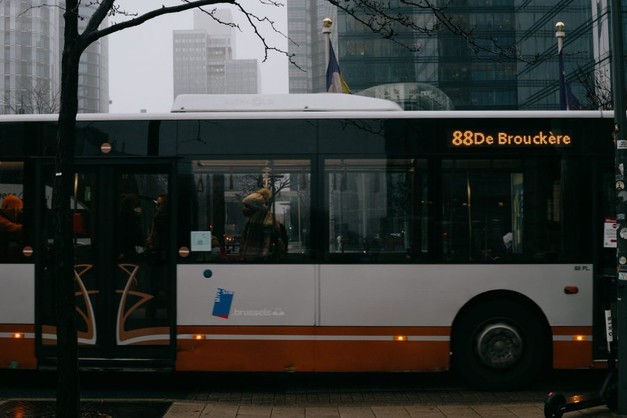 5 Reasons Why Buses Are The Best Transit Option In Big Cities