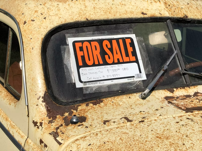 5 Problems That Drive Off Buyers When You're Selling A Used Car